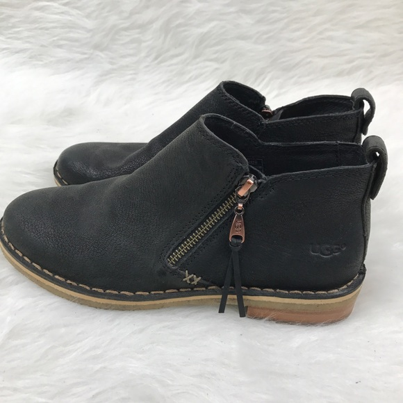 9abbea82043 UGG Clementine Genuine Shearling Lined Ankle Boot